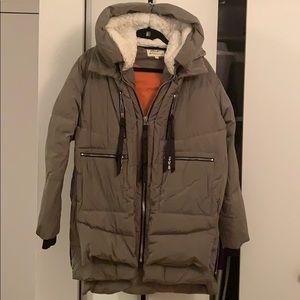 Orolay Size Medium Green Jacket